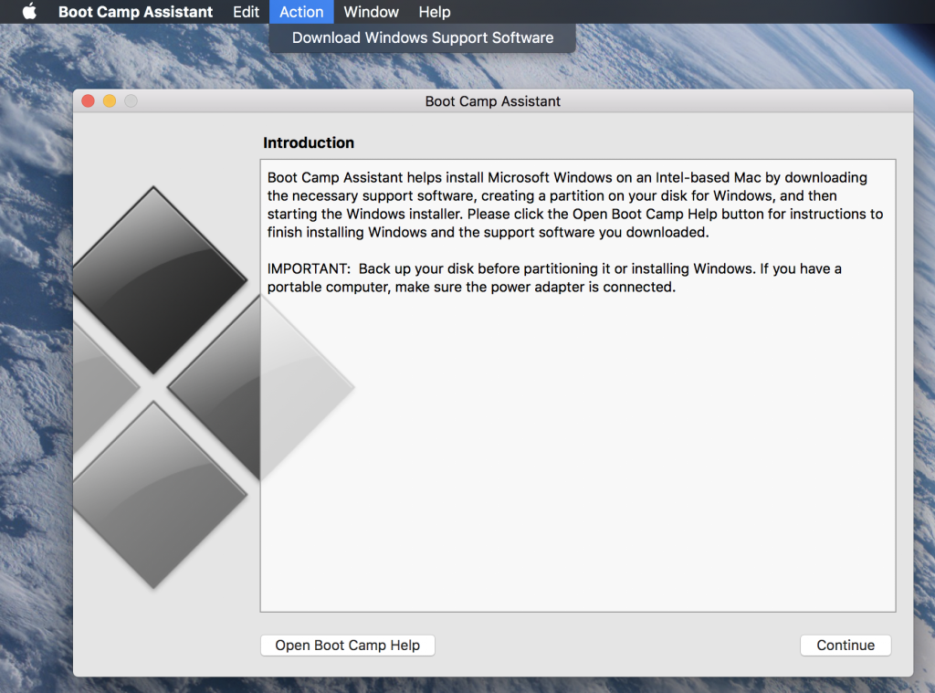 download windows for mac bootcamp
